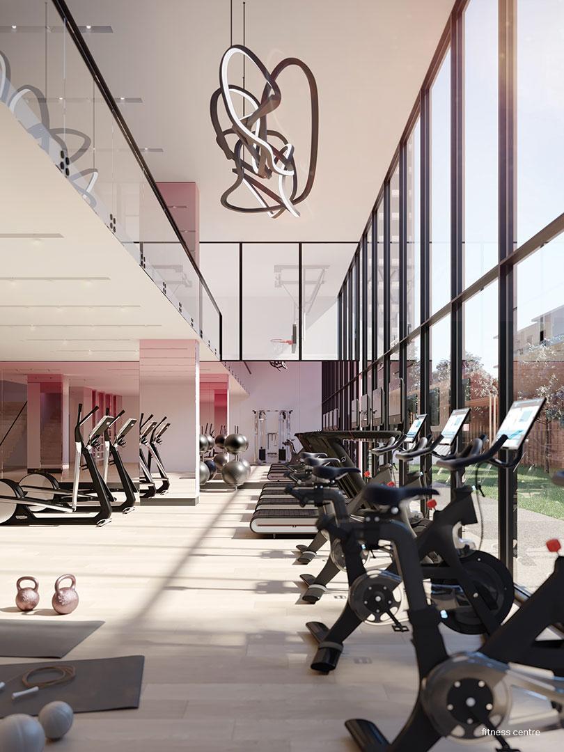 1-Fitness-Centre